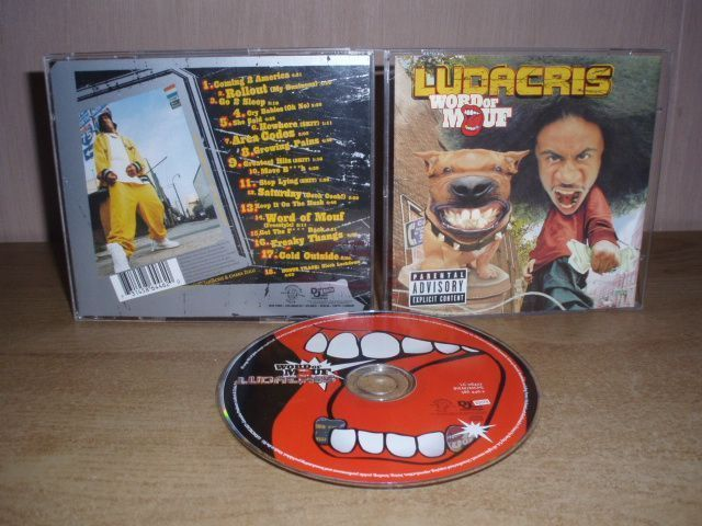 Ludacris Word Of Mouth 109